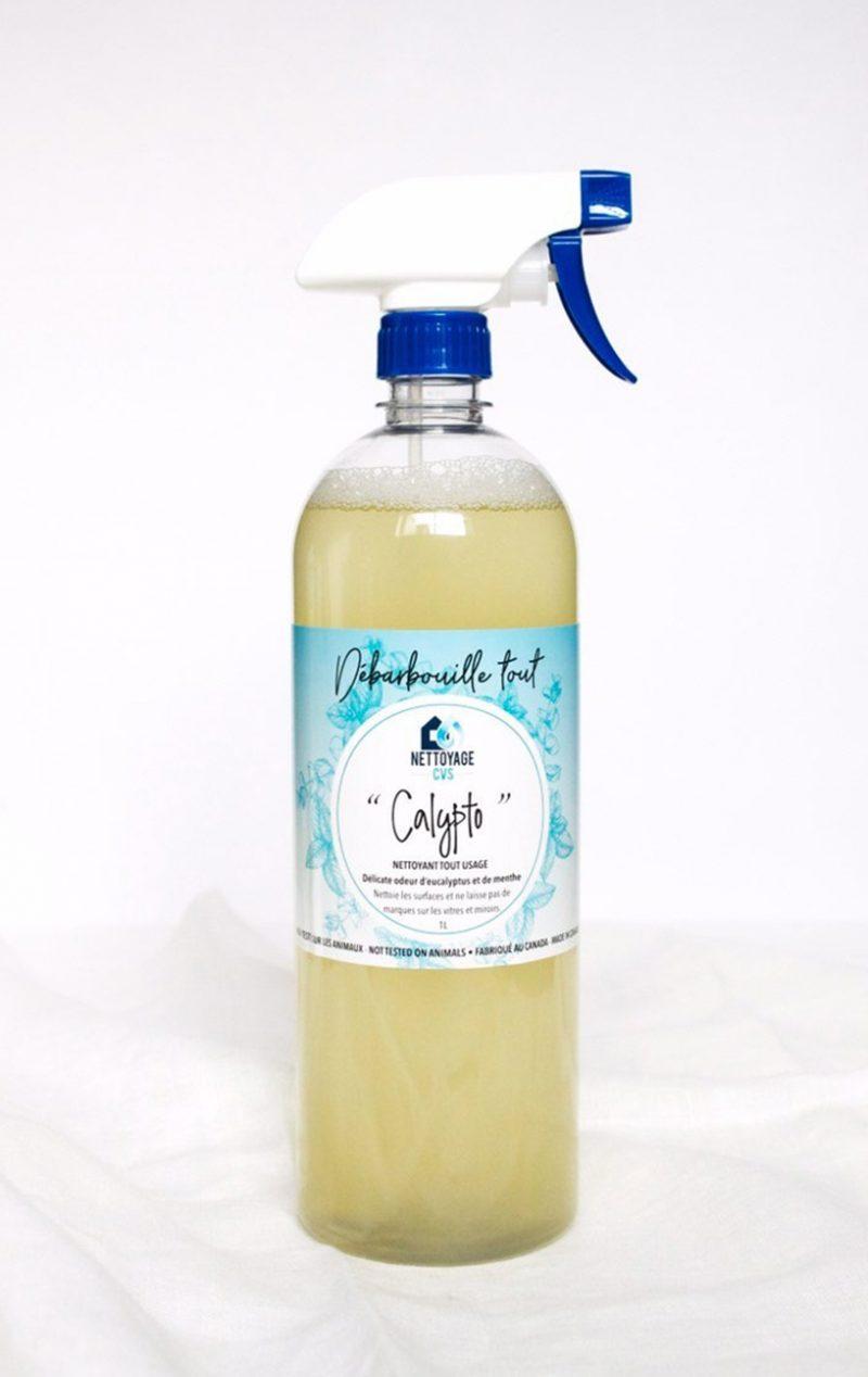 Calypto Nettoyage CVS Crème nettoyante abrasive magique